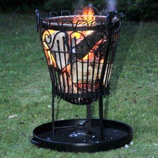 Diann Fire Pit By Belfry Heating
