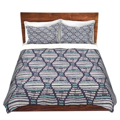 Shop Now For The Bowker Metka Hiti Midnight Light Blue Microfiber Duvet Covers Union Rustic Size Twin Ibt Shop