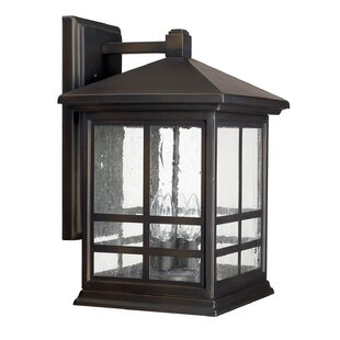 Latitude Run Macy 4-Light Outdoor Wall Lantern