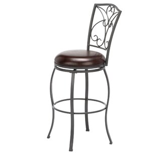 Fashion Bed Group Columbia Swivel Bar Stool