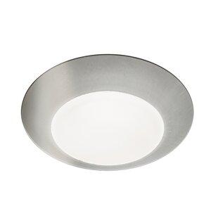 WAC Lighting Disc 1-Light Flush Mount