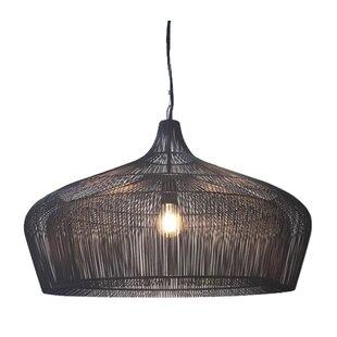 Oggetti Schema Moire Factory 1-Light Pendant