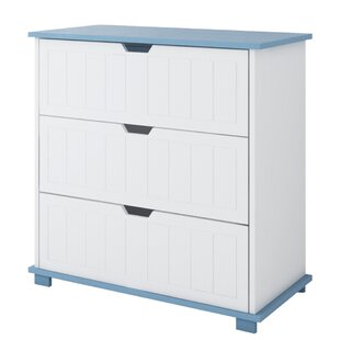 Katz 3 Drawer Chest By Isabelle & Max