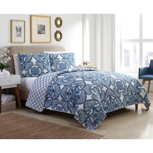 Engram Pinsonic Reversible Quilt Set