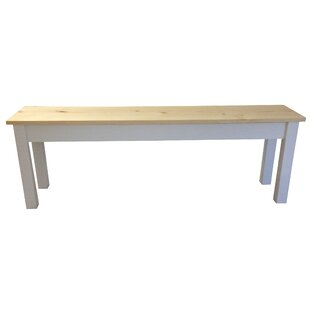 Highland Dunes Jarrard Wood Bench