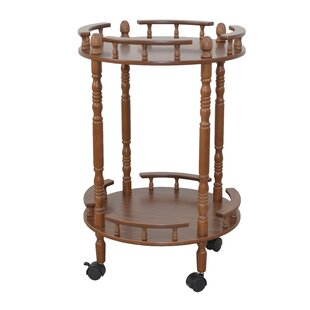 Kathlene Serving Cart By Marlow Home Co.