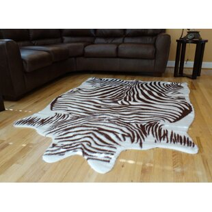 Brown Zebra Rug Wayfair