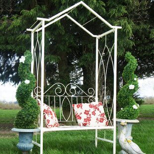 Giverny Iron Arbour By Fleur De Lis Living