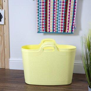Flexi 40L Laundry Basket (Set Of 2) By Rebrilliant