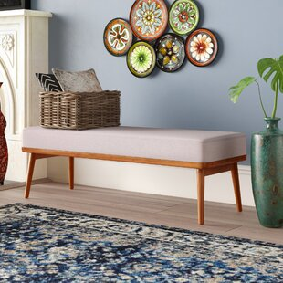 Mistana Trinh Wood Bench