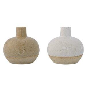 Josephina Ceramic Table Vase (Set of 2)