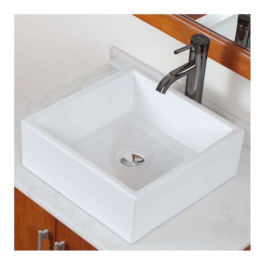 vessel sink combo wayfair