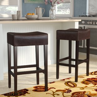 Ridgedale 30 Bar Stool (Set of 2) Charlton Home