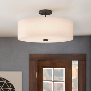 Alina 5-Light Semi Flush Mount by Ivy Bronx