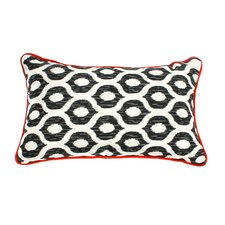eye outdoor lumbar pillow