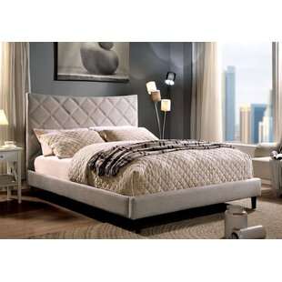 Amerson Upholstered Platform Bed