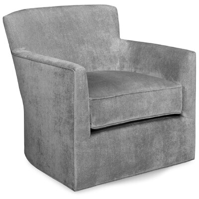 Amazing Tory Furniture Rowan Swivel Armchair Upholstery Pewter Andrewgaddart Wooden Chair Designs For Living Room Andrewgaddartcom