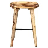 Borgen 27.5 Bar Stool by World Menagerie