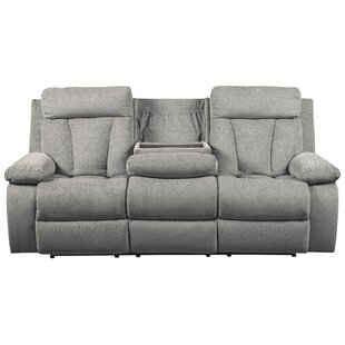 Evelina Reclining Sofa Red Barrel Studio