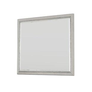 Charlton Home Sheringham Vanity Wall Mirror