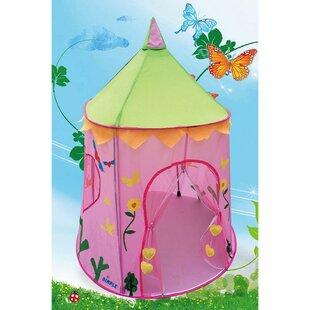 Wonderland Princess Fairy Castle Pop-Up Play Tent ByDimple