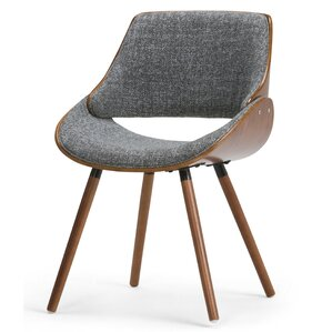 Malden Bentwood Upholstered Dining Chair ..