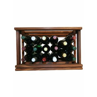 Allaire 17 Bottle Tabletop Wine Rack by D..