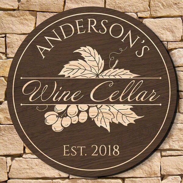 Wine Cellar Wall Decor Wayfair