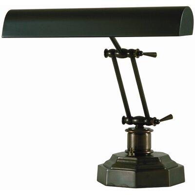 Joellen 12.5'' Piano Lamp Charlton Home Finish: Mahogany Bronze