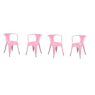 Ricci Dining Chair (Set of 4) Ivy Bronx