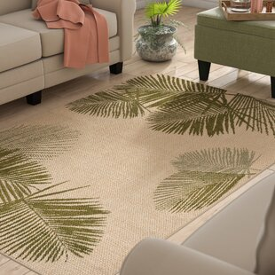 Cecile Natural Indoor/Outdoor Area Rug