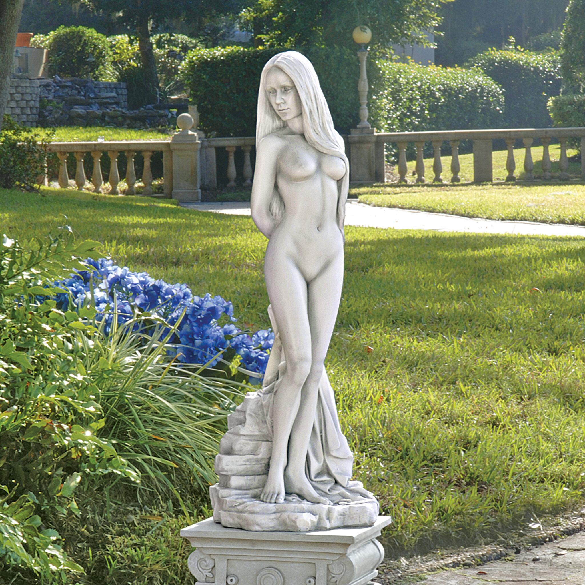 Male Nudeceramic Nudegarden Sculpture Male Nude