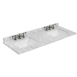 60 Inch Double Sink Vanity Top | Wayfair