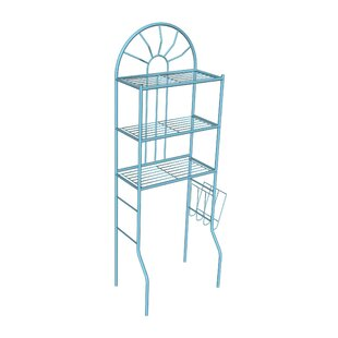 Crayton 60 X 173cm Over The Toilet Shelf By Rebrilliant