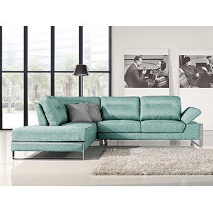 Shop Kealy Sofa Reclining Sectional by Orren Ellis