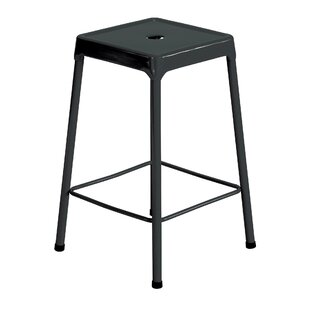 Safco Bar-Height Steel Stool
