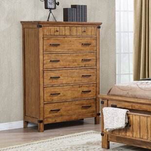 Hartford 7 Drawer Chest by Loon Peak
