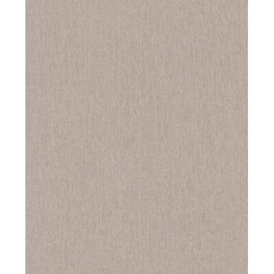 Wrought Studio Ericson 33' x 20 Solid Calico Wallpaper Color: Natural