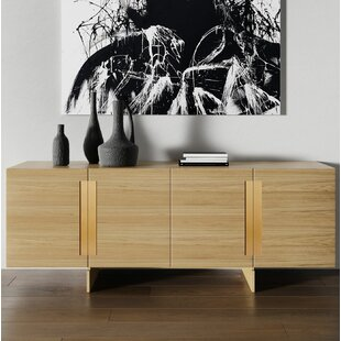 Brixton Sideboard Modloft Black