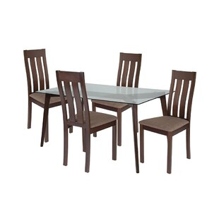 Kit 5 Piece Dining Set by Ebern Designs