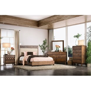 Amirah Panel Configurable Bedroom Set by Bungalow Rose