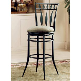 Avila 26 Swivel Bar Stool with Cushion DarHome Co