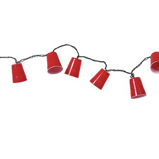 DEI 10 16.3'' Novelty String Lights