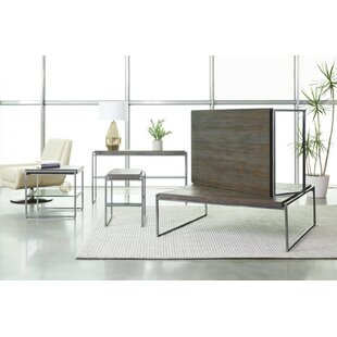 17 Stories Liverman 3 Piece Coffee Table Set