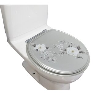 Daniels Bath Decorative Melrose Round Toilet Seat