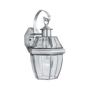 Thomas Lighting Heritage 1-Light Outdoor Wall Lantern