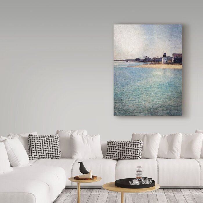 'Nantucket' Acrylic Painting Print on Wrapped Canvas on nantucket style interior design, dujardin design, nantucket cottage interior design, nantucket style beach house design, nantucket gray exterior and dark blue, nantucket house antiques and interior design studios, nantucket bedroom design ideas, nantucket kitchen design, nantucket beach interior design, no upper cabinets kitchen design, nantucket living room design,