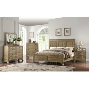 Annandale Panel Configurable Bedroom Set by Canora Grey