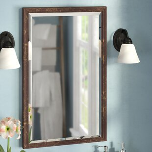 Affordable Hettick Vanity Mirror By Three Posts