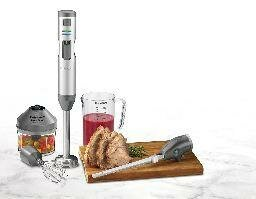 Smart Stick 5 Piece Cordless Hand Blender Set